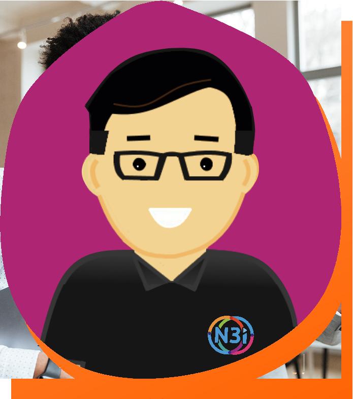 N3i Character colorful - feedback